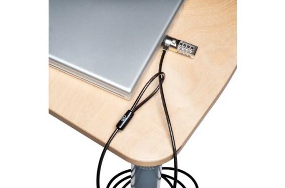 Afinal, o que é uma trava de segurança para notebook?